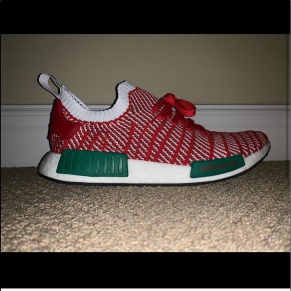 adidas Shoes | Nmd R1 Christmas | Poshmark